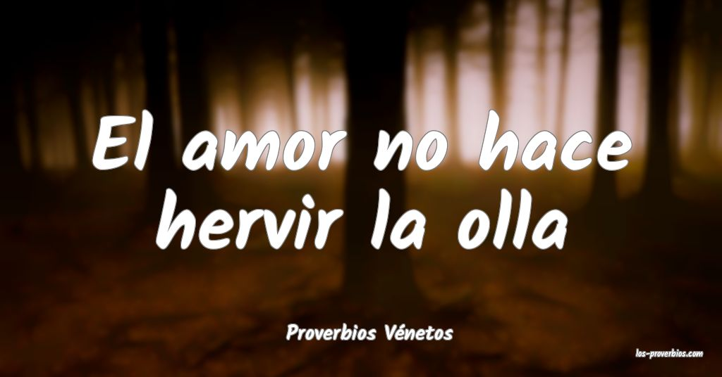 Proverbios Vénetos