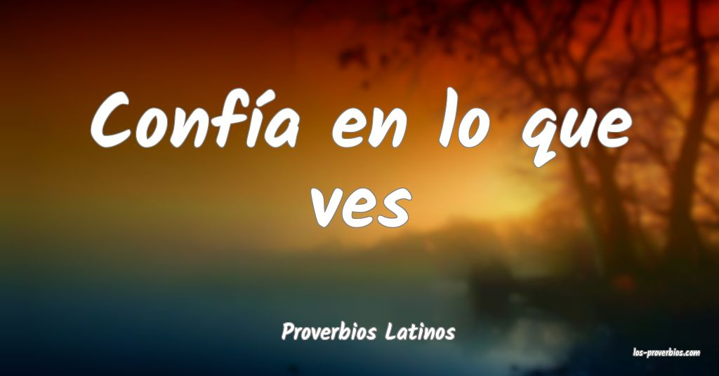 Proverbios Latinos