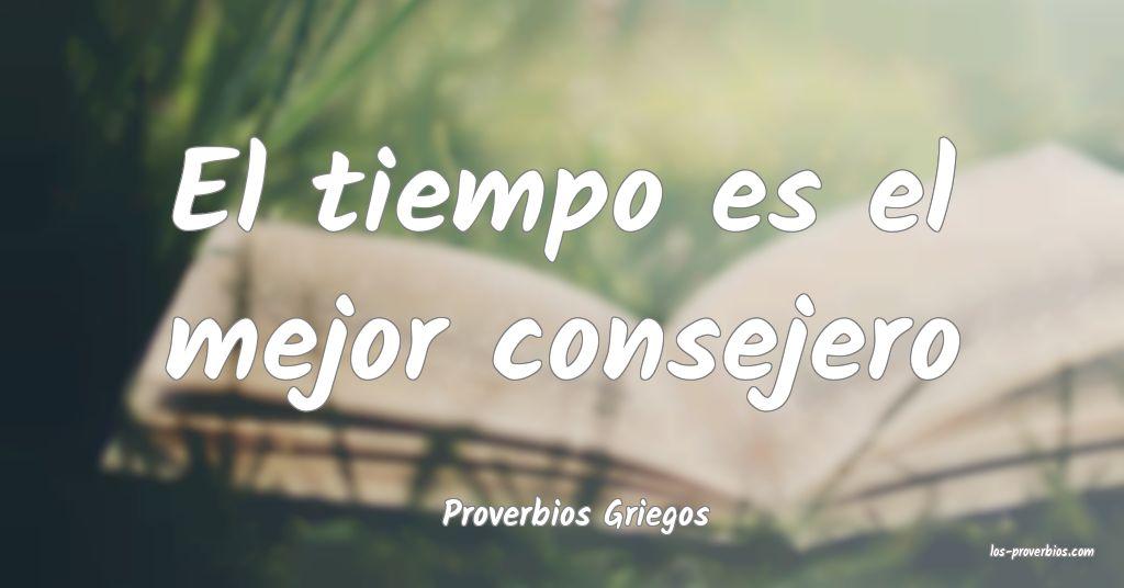 Proverbios Griegos