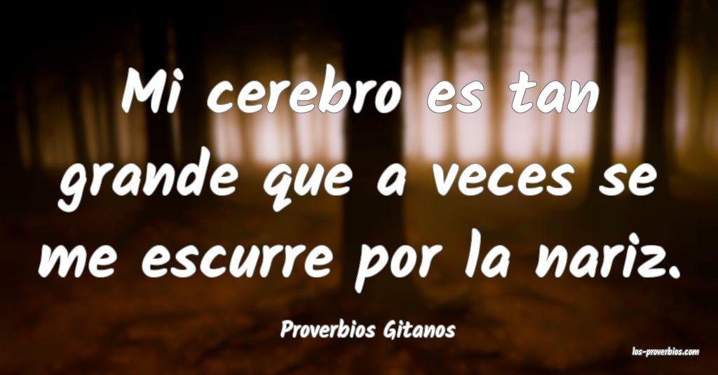 Proverbios Gitanos