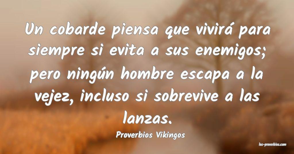 Proverbios Vikingos
